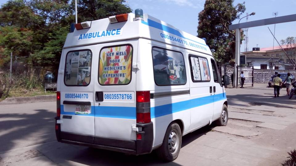 Mobile ICU ambulance