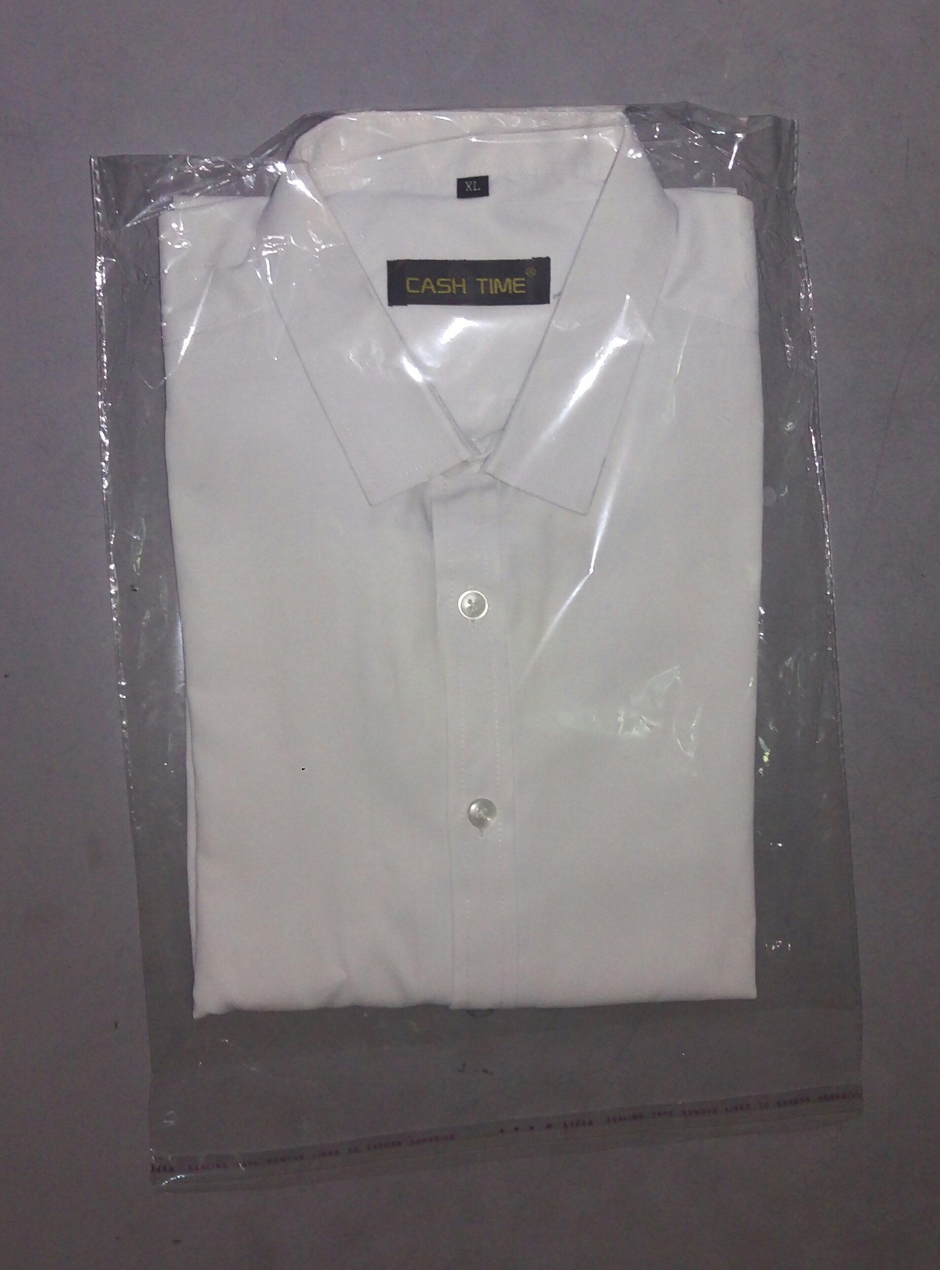 Long Sleeve Shirt (WHITE)