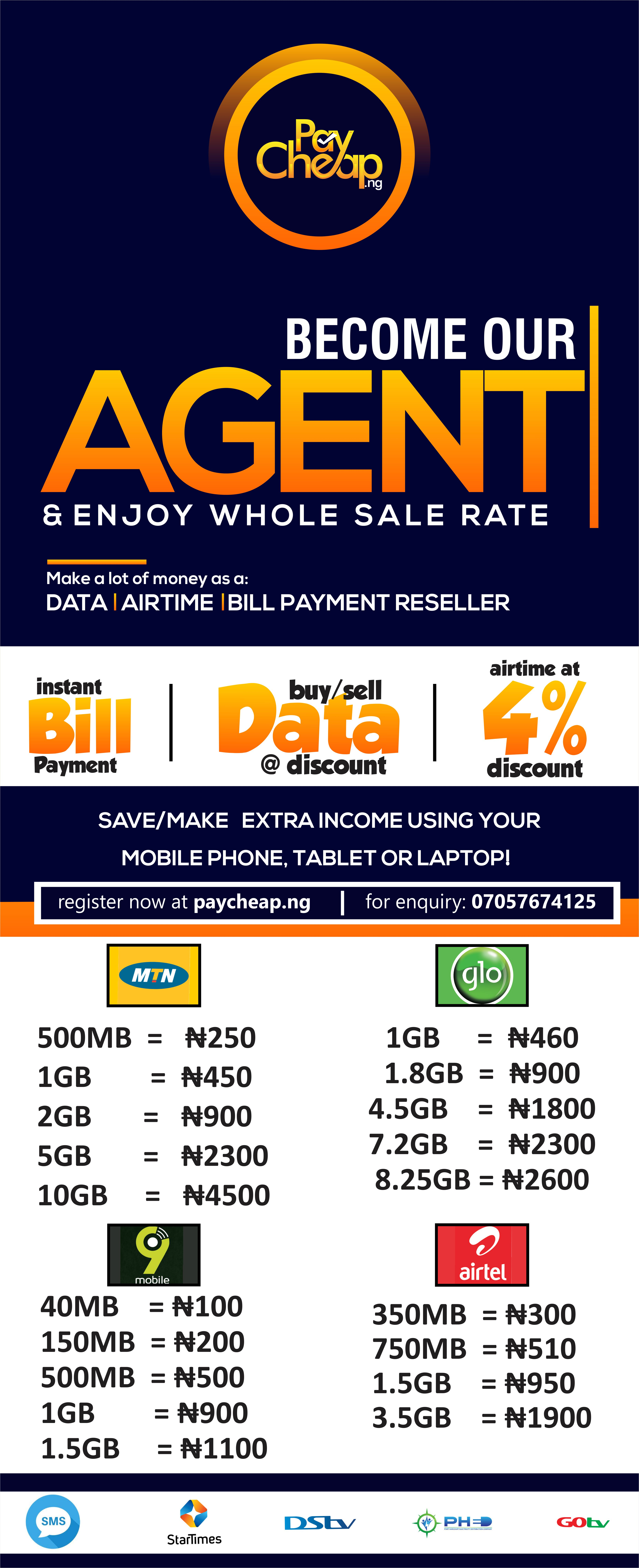 Buy Cheap Data Wholesale