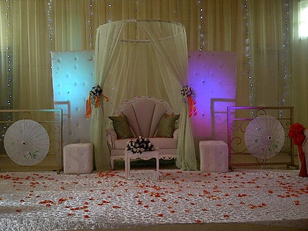 wedding, birthday,walima planners